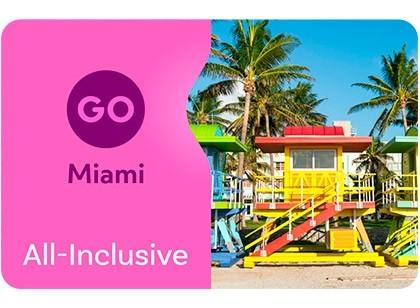 Go Card Miami - 1 dia